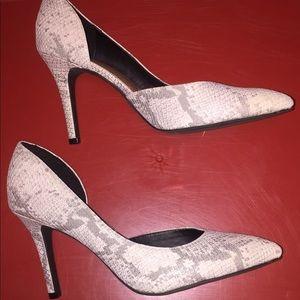 Brash high heels